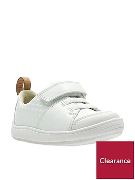 clarks-dash-racer-boys-first-shoes-white