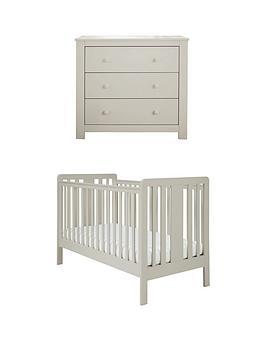mamas-papas-mia-vista-cot-bed-and-dresser-changer