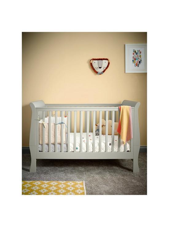 82e9f3abdb20 Mamas & Papas Mia Sleigh Cot Bed | very.co.uk