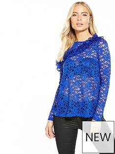 v-by-very-frill-front-lace-top