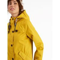 f185f1241d3 Joules Coast Waterproof Hooded Jacket- Yellow