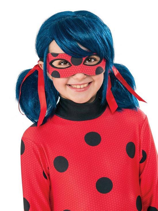 e2f71af20f Miraculous Ladybug Wig | very.co.uk