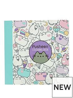 pusheen-colouring-book