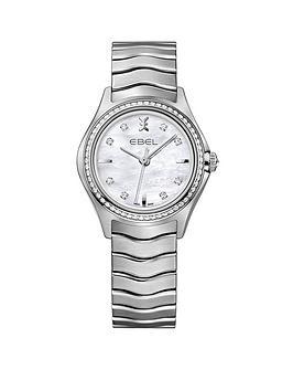ebel-wave-1216194-mother-of-pearl-diamond-set-stainless-steel-bracelet-ladies-watch