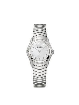 ebel-ebel-classic-screw-detail-bezel-diamond-set-stainless-steel-ladies-watch