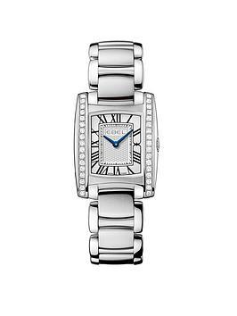 ebel-ebel-brasilia-roman-numeral-dial-diamond-set-stainless-steel-bracelet-ladies-watch