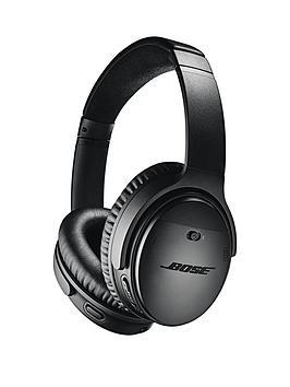 bose headphones wireless pink. bose quietcomfort qc35 ii wireless headphones - black pink e