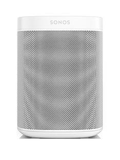 Sonos One Voice-Controlled Smart Speaker with Alexa - White