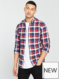 tommy-jeans-tommy-jeans-textured-check-ls-shirt