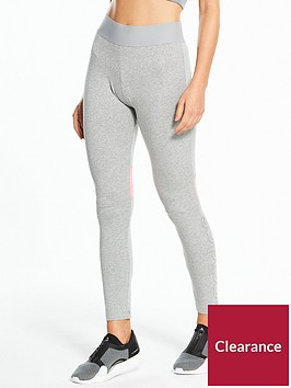 adidas-basic-linear-tight-medium-grey-heathernbsp