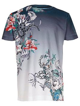 river-island-boys-blue-floral-snake-short-sleeve-t-shirt