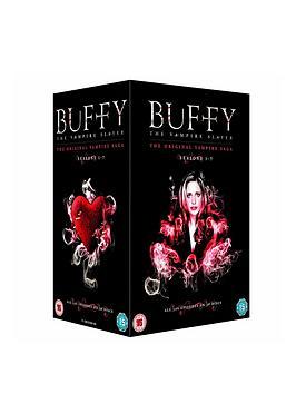 buffy-the-vampire-slayer-complete-season-1-7-dvd