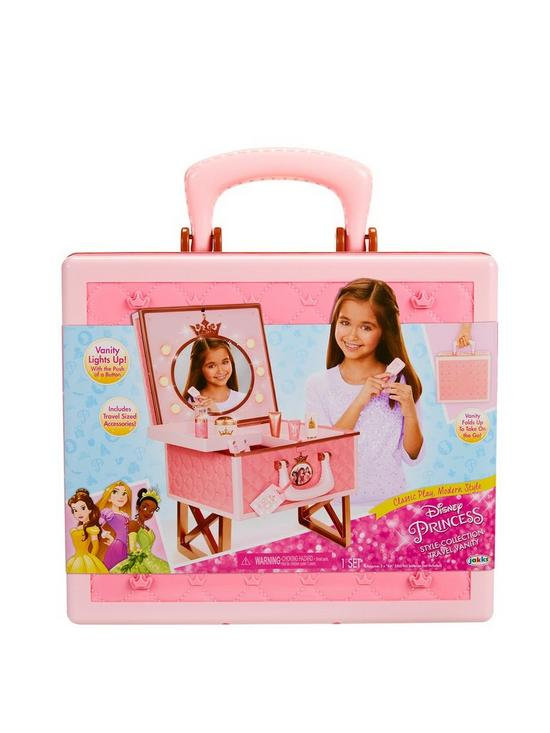 Disney Princess Disney Princess Style Collection Travel Vanity