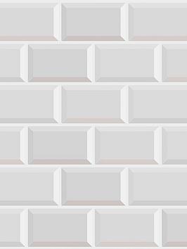 contour-metro-white-wallpaper