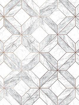 contour-marble-marquetry-wallpaper
