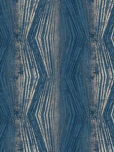 boutique-vermeil-stripe-blue-wallpaper