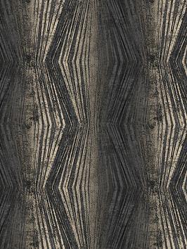 boutique-vermeil-stripe-charcoal-wallpaper