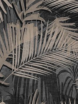 boutique-jungle-glam-wallpaper-ndash-blackgold