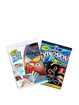 crayola-crayola-colour-explosion-amp-cars-3-bundle