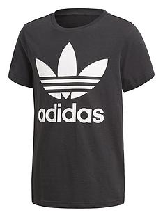adidas-originals-adicolor-childrens-trefoil-tee