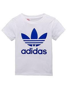 adidas-originals-younger-boy-trefoil-tee