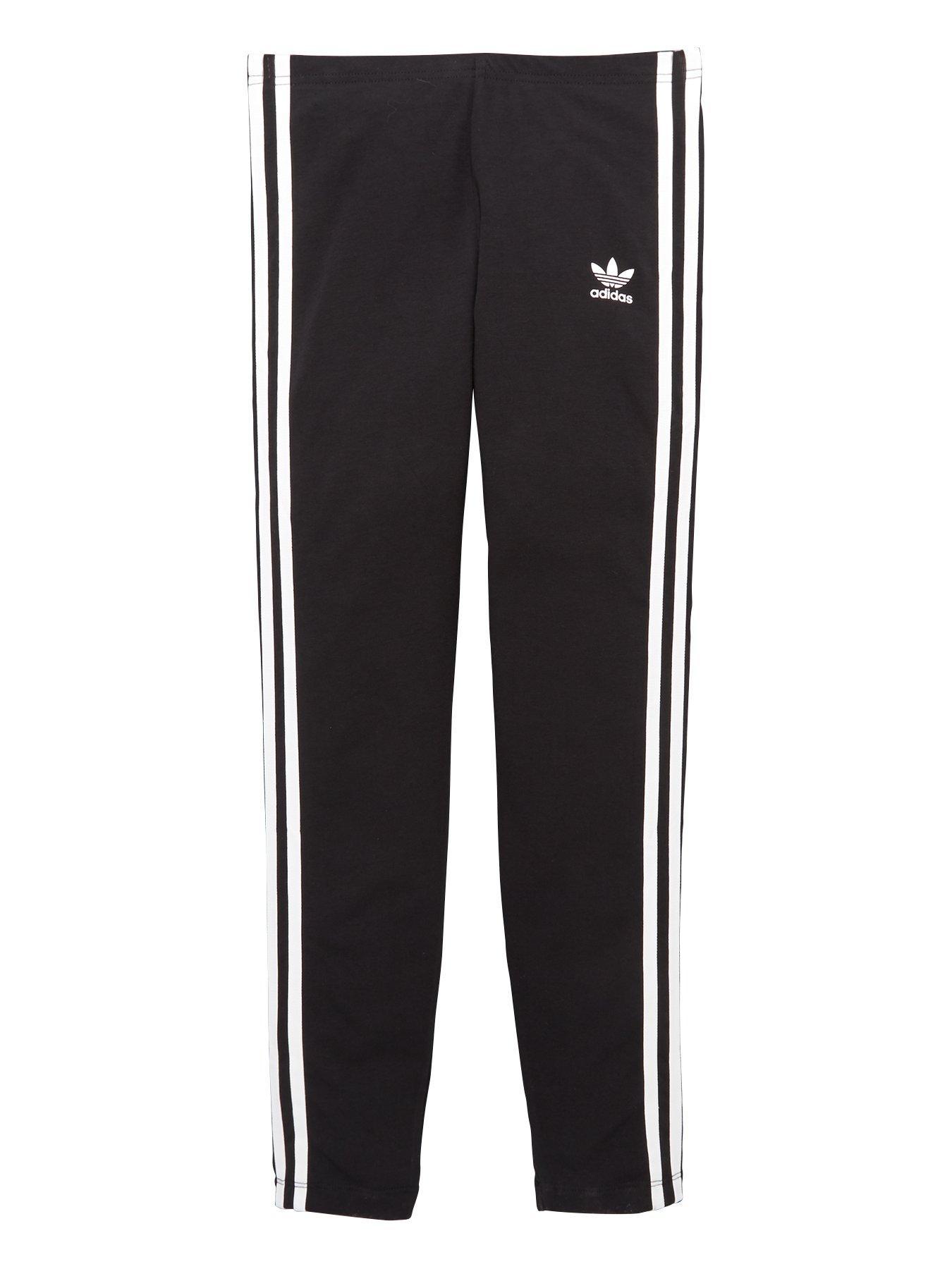 354aa57ec25 ireland womens adidas superstar outfit 67b46 72d73  new zealand adidas  originals adidas originals girls three stripe cotton leggings c31a7 6d385