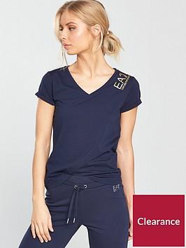 emporio-armani-ea7-foil-logo-v-neck-tee-navy-bluenbsp