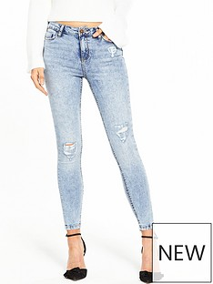 miss-selfridge-extreme-rip-lizzie-skinny-jean