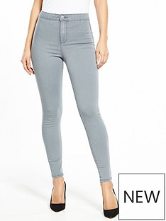 miss-selfridge-grey-steffi-skinny-jean