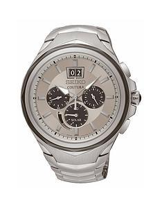 seiko-seiko-silver-dial-2-tone-chronograph-mens-watch