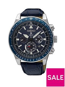 seiko-seiko-blue-dial-chronograph-blue-leather-strap-mens-watch