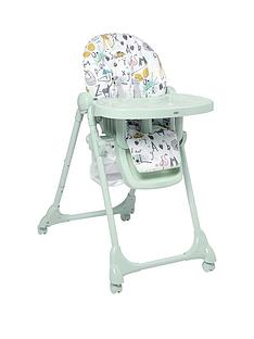 Mamas & Papas Mamas & Papas Snax Highchair - Alphabets