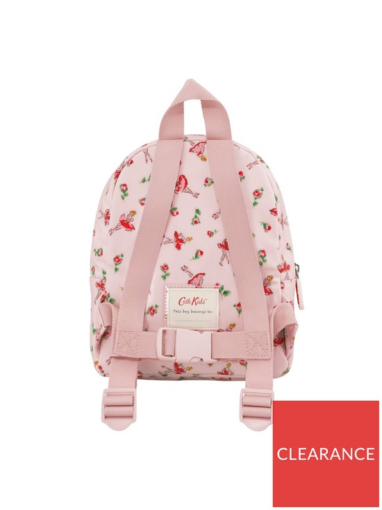 Cath Kidston Cath Kidston Girls Mini Rucksack - Ballerina Rose ... 7bad479aba349