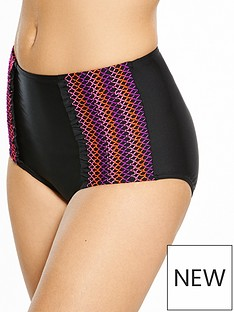 v-by-very-shirred-high-waist-bikini-brief-black