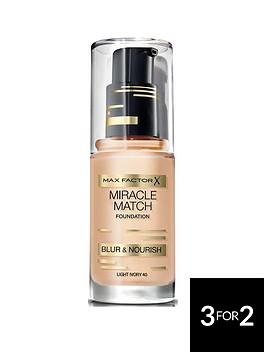max-factor-max-factor-miracle-match-blur-and-nourish-liquid-foundation-30ml