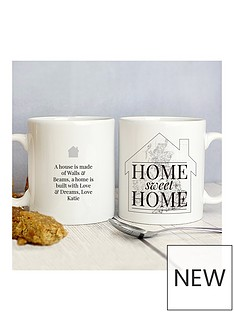 personalised-map-home-mug