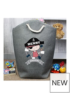 personalised-pirate-toy-bag