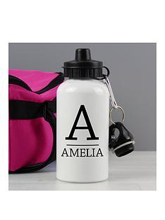 personalised-monogram-water-bottle