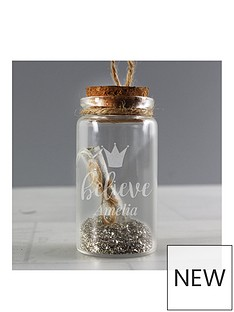 personalised-christmas-believe-message-in-a-bottle