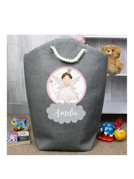 the-personalised-memento-company-personalised-fairy-storage-bag