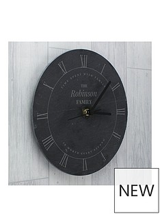 personalised-roman-numeral-name-clock