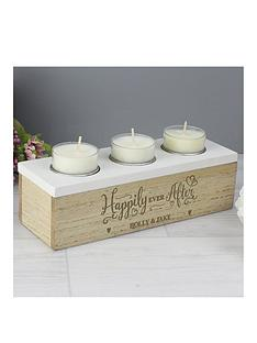 personalised-happy-ever-after-tealight-holder