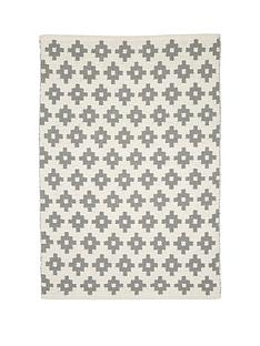 mamas-papas-mamas-amp-papas-grey-diamonds-rug