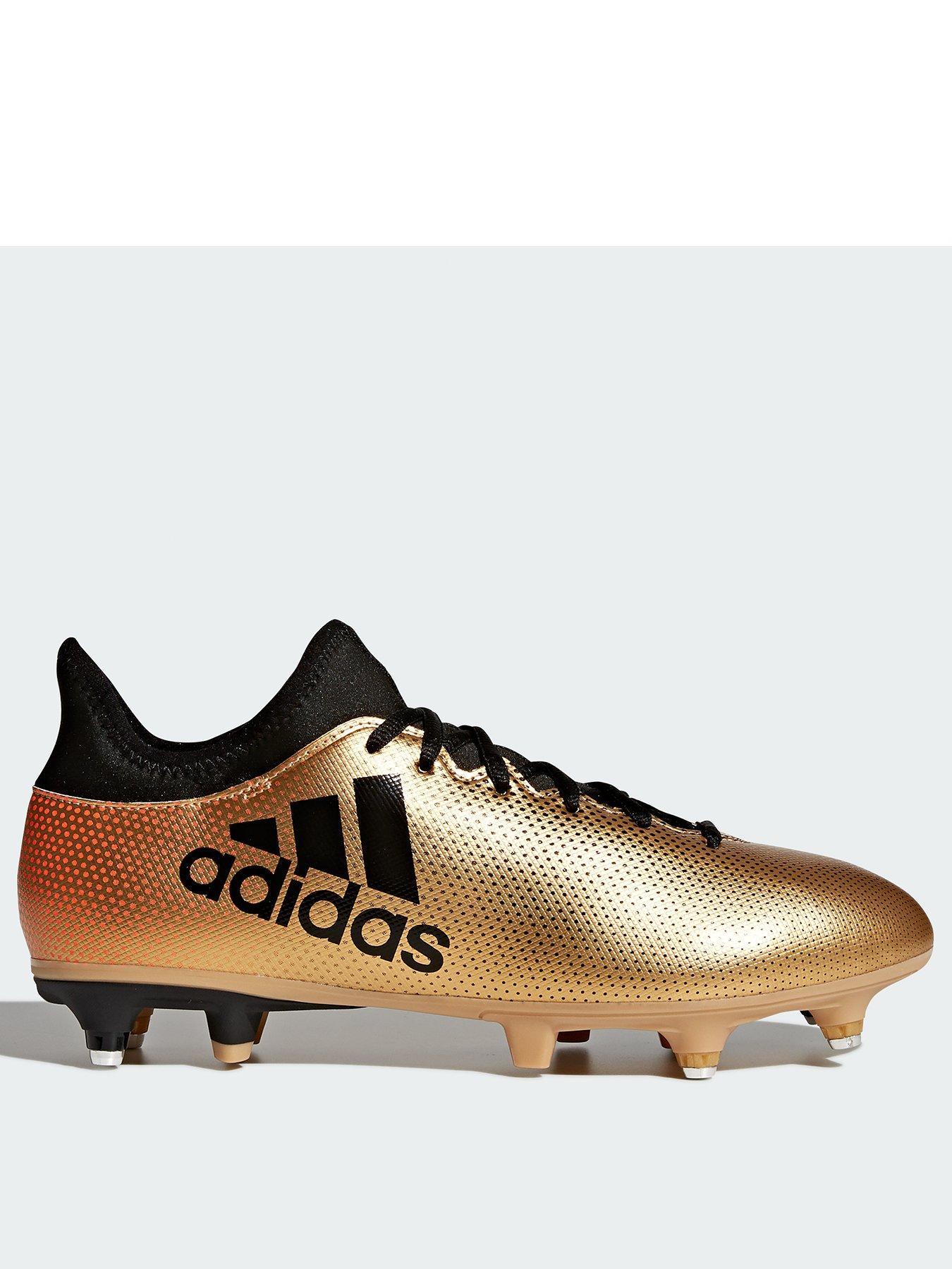 adidas Adidas Mens X 17.3 Soft Ground Football Boot
