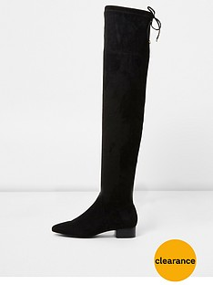 river-island-over-the-knee-flat-boot