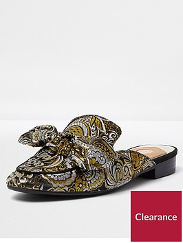 river-island-river-island-princess-bow-jacquard-backless-loafer