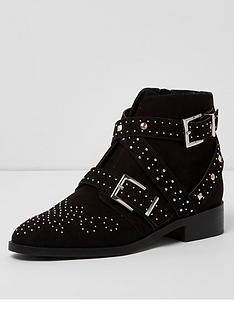 river-island-river-island-wide-fit-molly-flat-biker-boot