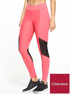 v-by-very-snake-mesh-panel-legging