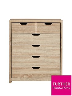 Aspen 4 + 2 Drawer Chest