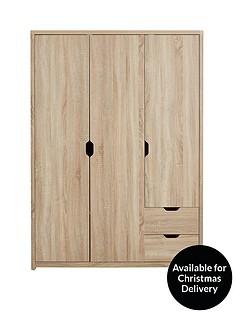 aspen-3-door-2-drawer-wardrobe